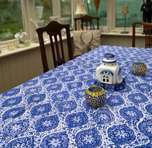 Anokhi Affisos Tablecloth