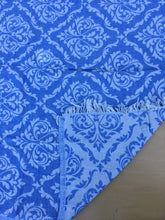 Athena Blue Greek Towel