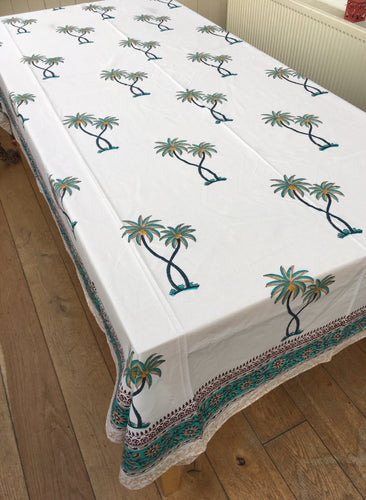 Ceylon Tablecloth