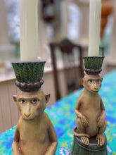 Monkey Candlesticks