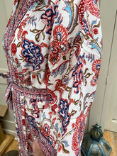 Anokhi Laura Long Dressing Gown