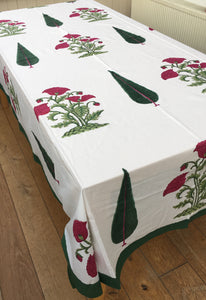 Cypress Garden Tablecloth