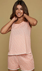 Cottons Lucy Shortie Pyjamas