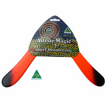 Load image into Gallery viewer, Aussie Magic Sport Boomerang