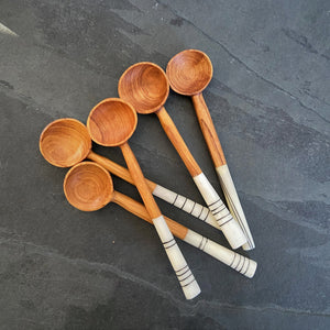 Bone & Olive Wood Spoon