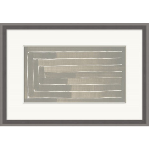 Linear Maze - Dark - Pacific Design Co.