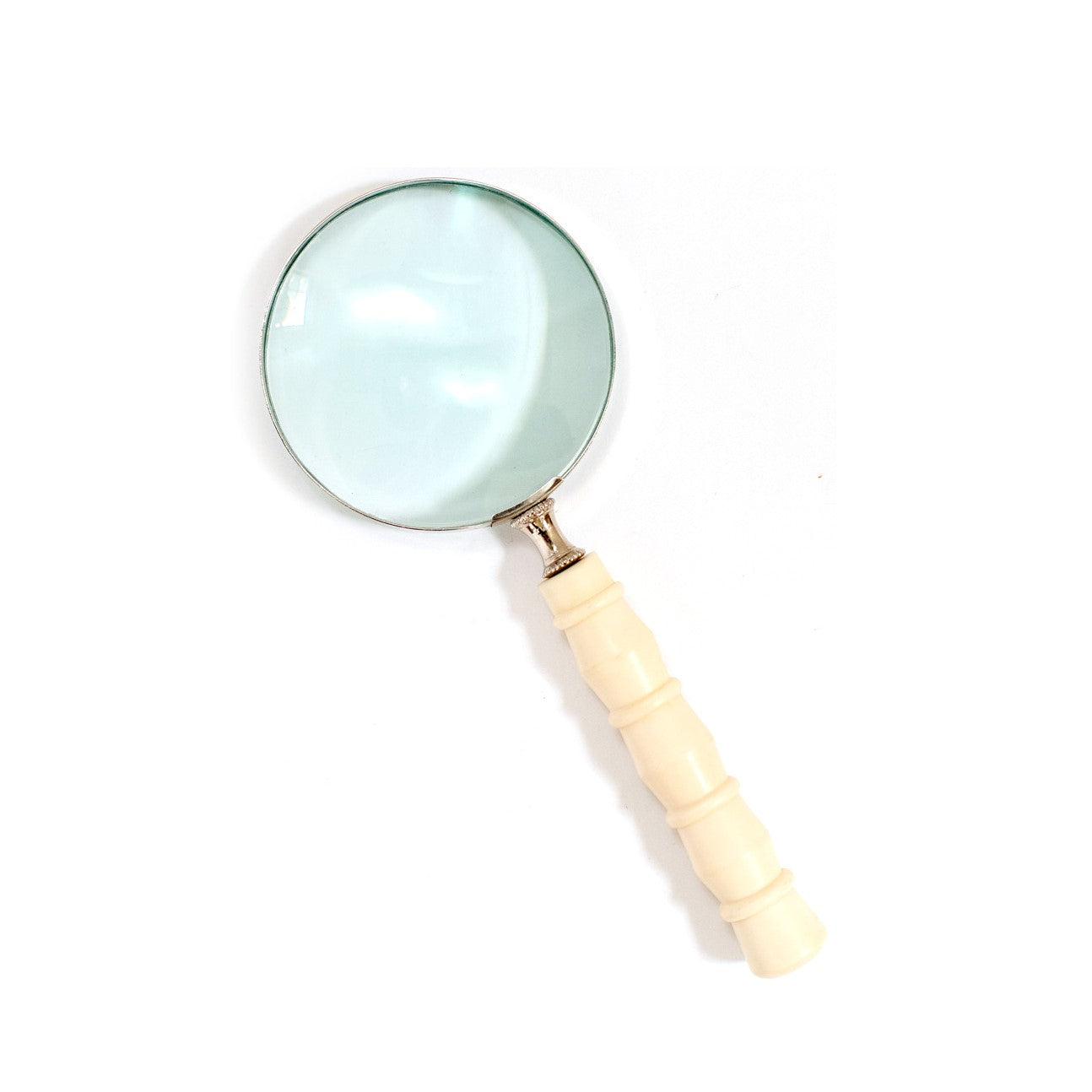 Magnifying Glass with Bone Handle - Pacific Design Co.