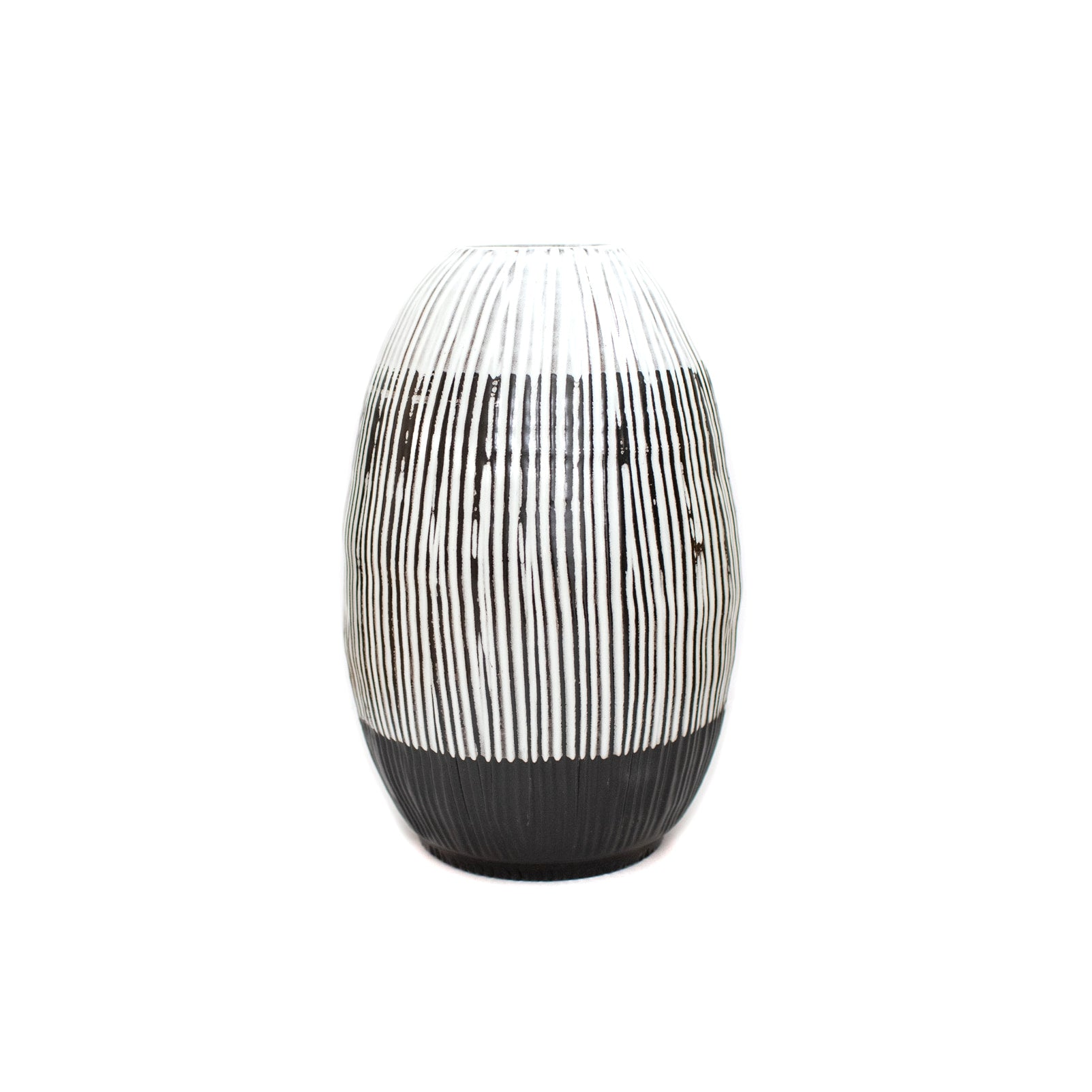 Striated Vase - Pacific Design Co.