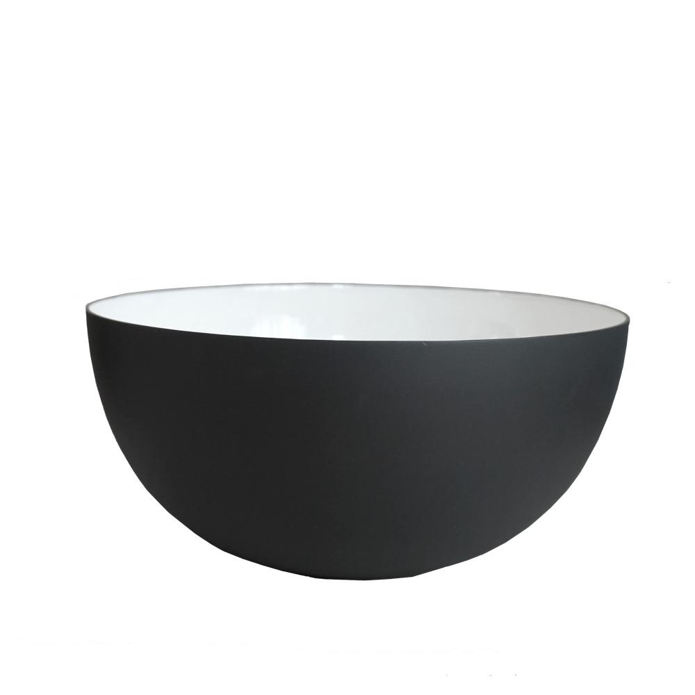 Modern Enameled Bowl - Pacific Design Co.