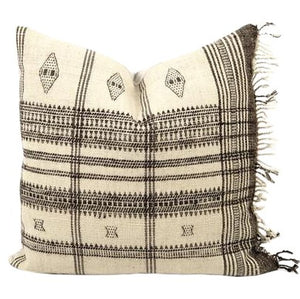 Vintage Wool Pillow - Pacific Design Co.