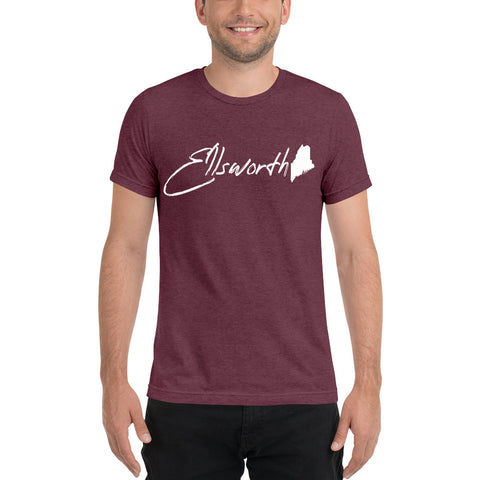 Short sleeve t-shirt // Ellsworth