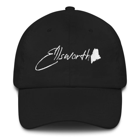 Ellsworth, Maine - Hat