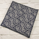 Navy Rose Reusable Napkins