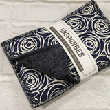 Navy Rose Unsponges