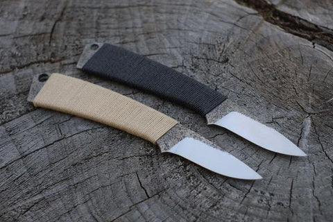 THE GINNY - SAWMILL STEEL PACK KNIFE