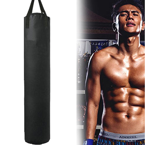 Empty Kick Boxing Bag