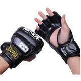 Half Finger Boxing Gloves for Men
