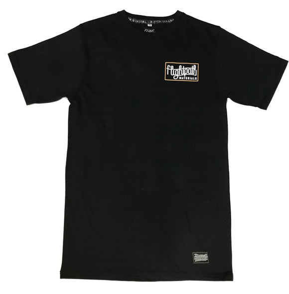 FLIGHTPATH GATTON TEE - BLACK