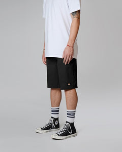 "dickies 11"" SHORTS relaxed fit - black"
