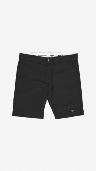 DICKIES 801 SHORTS - BLACK