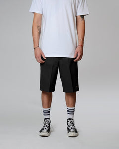 "DICKIES 13"" SHORTS - BLACK"