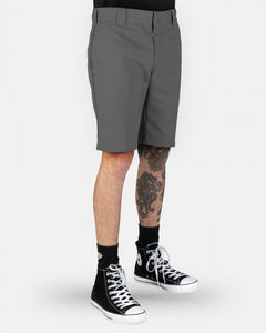 DICKIES 782 SHORTS - CHARCOAL