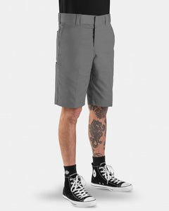 "DICKIES 11"" SHORTS RELAXED FIT - VINTAGE GREY"
