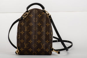 LOUIS VUITTON Limited Edition Mini Logo Backpack Bag