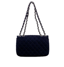 Load image into Gallery viewer, CHANEL Navy Cruise Flap Bag