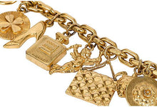 Load image into Gallery viewer, CHANEL Icons Charm Bracelet