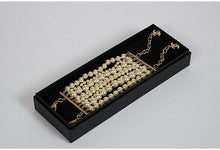 Load image into Gallery viewer, CHANEL Multistrand Pearl Bracelet Nib