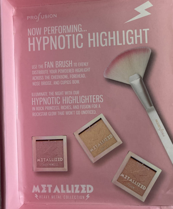 PROFUSION  METALLIZED HYPNOTIC HIGHLIGHTER