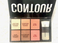 Profusion Contour Makeup Palette 6 pan with Applicators  by Profusion