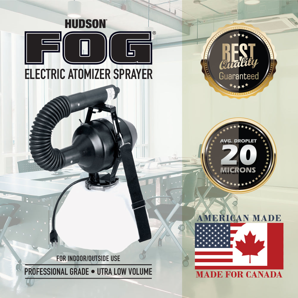 Hudson 99598 Fog Electric Atomizer Sprayer