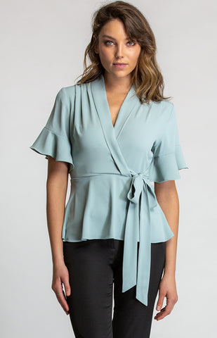 Destiny Blouse - Mint