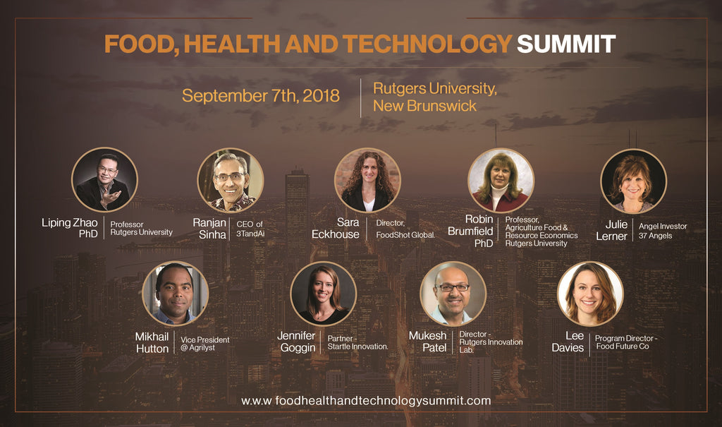 Food Health and Technology Summit Gather Exceptional Speakers & Food Industry Thought Leaders
