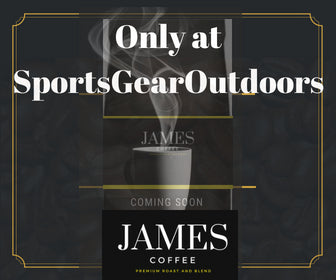James Coffee Coming Soon to SportsGearOutdoors