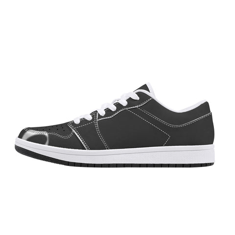 SportsGearOutdoors Low-Top Leather Sneakers