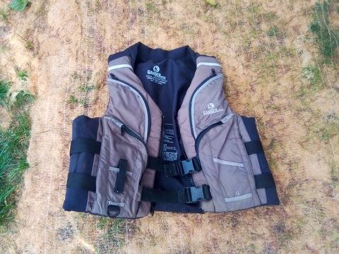 Gander Mountain Life Preserver Jacket Used