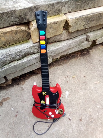 rock band guitar for playstation for sale