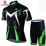 X-Tiger Pro Cycling Jersey and Cycling Suit