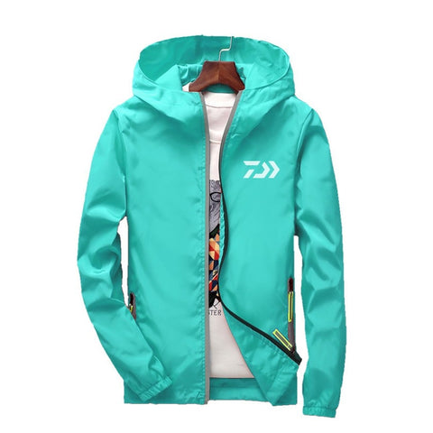Daiwa Outdoors Windbreaker Fishing Coat