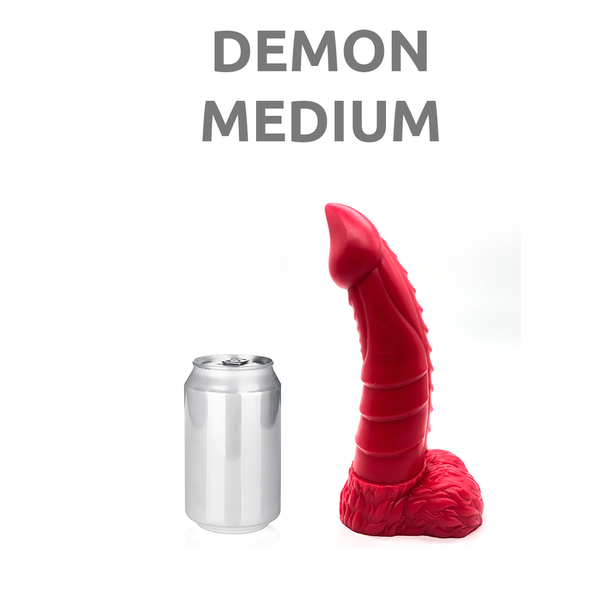 THE DEMON - TWO SIZES