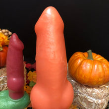 Load image into Gallery viewer, Holiday Hound - Silicone Dildo