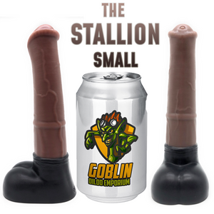 "Signature Stallion - Small 7.4"" - Horse Dildo"