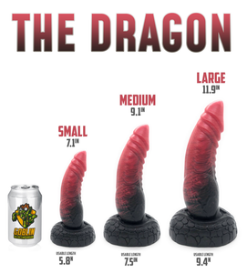 THE DRAGON - THREE SIZES