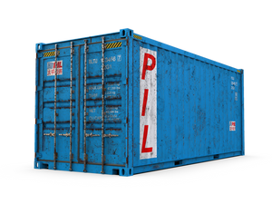 Used 20ft Shipping Container-ContainerDiscounts.com