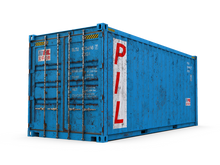 Used 20ft Shipping Container - Phoenix