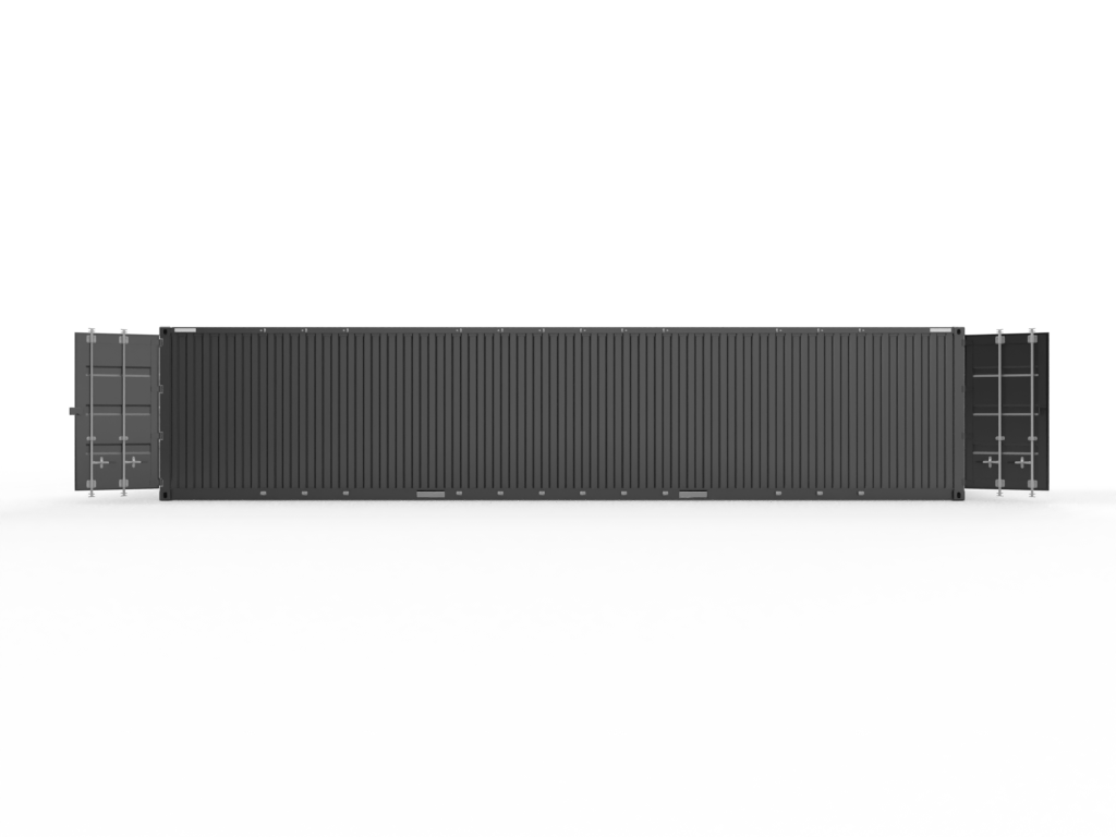 New 40ft Double Door Shipping Container-ContainerDiscounts.com