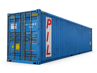 Used 40ft Shipping Container